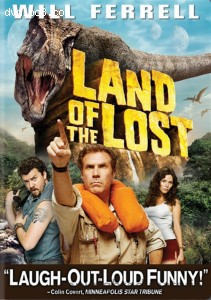 Land of the Lost Cover