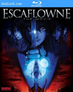 Escaflowne: The Movie [Blu-ray] Cover