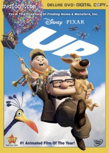 UP (Two-Disc Deluxe Edition + Digital Copy) Cover
