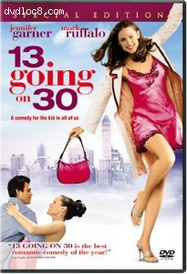 13 Going on 30 (Special Edition) Cover