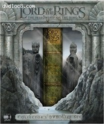 Lord of the Rings, The: Fellowship of the Ring (Special Extended Edition Collector's Gift Set) Cover