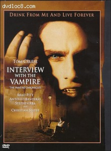 Interview With The Vampire: The Vampire Chronicles (Special Edition)(DTS) Cover