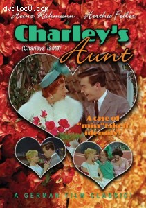 Charley's Aunt Cover