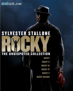 Cover Image for 'Rocky: The Undisputed Collection'