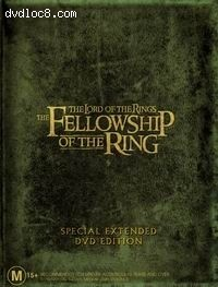 Lord of the Rings, The: The Fellowship of the Ring (Special Extended Edition)