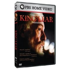 """Great Performances"" : King Lear Cover"