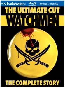 Watchmen: The Ultimate Cut [Blu-ray]