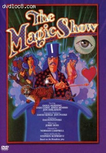 Magic Show, The Cover