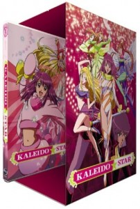 Kaleido Star - Welcome to the Kaleido Star (Vol. 1) (with Art Box) Cover