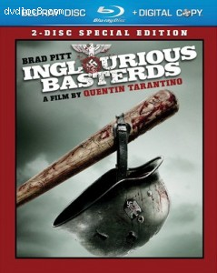 Inglourious Basterds (Special Edition) [Blu-ray]