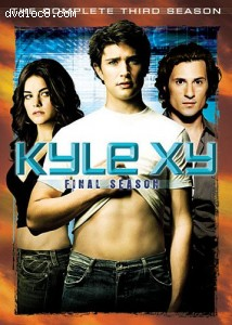 Kyle XY: The Complete Third Season Cover