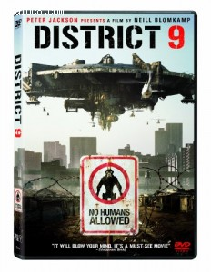 District 9 (Single-Disc Edition) Cover