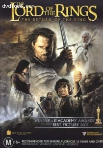 Lord of the Rings, The: The Return of the King (2-Disc Theatrical Edition)