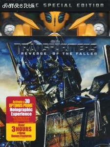 Transformers: Revenge of the Fallen (Target Exclusive Transforming Bumblebee 2-disc Special Edition) [Blu-ray]