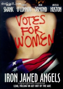 Iron Jawed Angels Cover