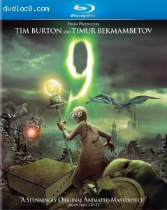 9 [Blu-ray] Cover