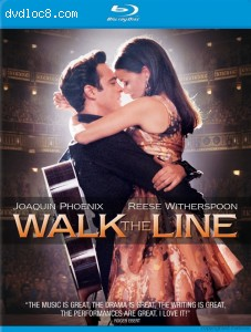Walk The Line [Blu-ray] Cover