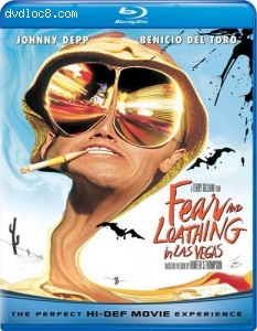 Fear and Loathing in Las Vegas [Blu-ray] Cover