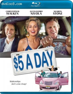 $5 a Day [Blu-ray] Cover