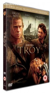Troy (Two-Disc Widescreen Edition) Cover