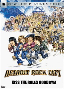 Detroit Rock City Cover