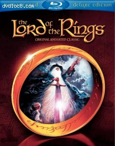 Lord of the Rings: Remastered Deluxe Edition  [Blu-ray], The Cover