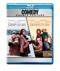 Grumpy Old Men/Grumpier Old Men (Comedy Double Feature) [Blu-ray]