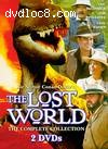 Lost World: Collector's Collection (1992), The Cover