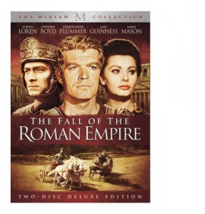 Fall Of The Roman Empire (Two-Disc Deluxe Edition) (The Miriam Collection), The Cover