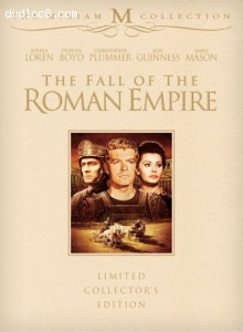Fall Of The Roman Empire (Three-Disc Limited Collector's Edition) (The Miriam Collection), The