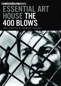 400 Blows (1959) - Essential Art House Cover