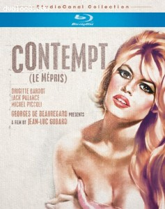 Contempt  [Blu-ray]