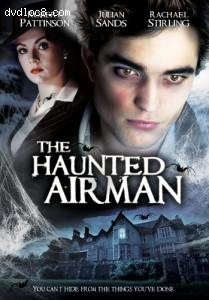 Haunted Airman, The Cover