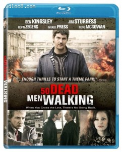 50 Dead Men Walking [Blu-ray] Cover