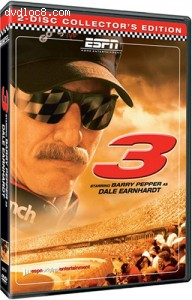 3 - The Dale Earnhardt Story (2 Disc Collector's Edition) Cover