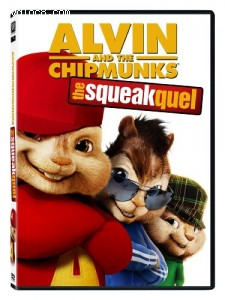 Alvin and the Chipmunks: The Squeakquel  (Single-Disc Version)