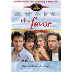 Favor, The Cover