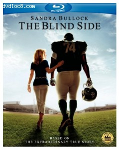Blind Side [Blu-ray], The Cover