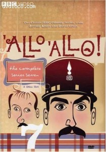 'Allo 'Allo - The Complete Series Seven Cover
