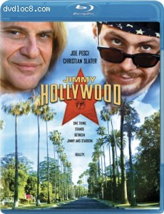 Jimmy Hollywood [Blu-ray] Cover