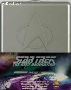Star Trek: The Next Generation Cover
