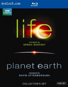 Life/Planet Earth Collection [Blu-ray] Cover