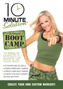 10 Minute Solution: Ultimate Bootcamp Cover