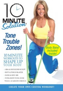 10 Minute Solution: Tone Trouble Zones Cover