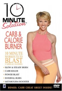 10 Minute Solution: Carb and Calorie Burner Cover