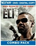 Cover Image for 'Book of Eli (Blu-ray/DVD Combo + Digital Copy), The'