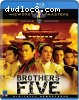 Sword Masters: Brothers Five [Blu-ray]