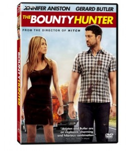 Bounty Hunter, The Cover