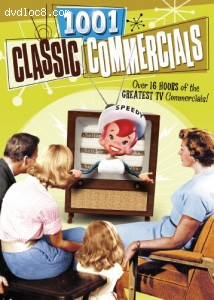1,001 Classic Commercials Collection Cover