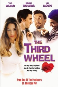 Third Wheel, The Cover
